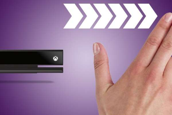 Kinect gestures