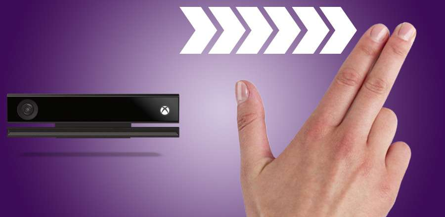 Implementing Kinect gestures