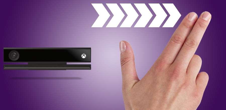 Kinect gestures