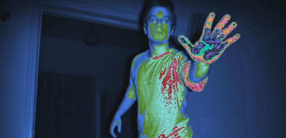 Kinect for Windows version 2: Color, depth and infrared streams