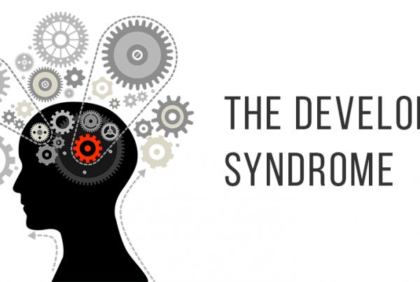 The developer syndrome