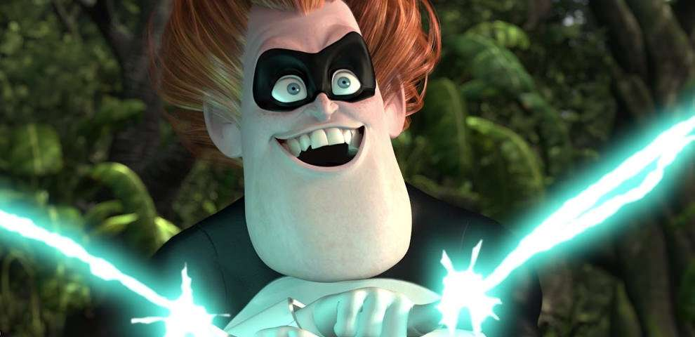 The developer syndrome (Incredibles)