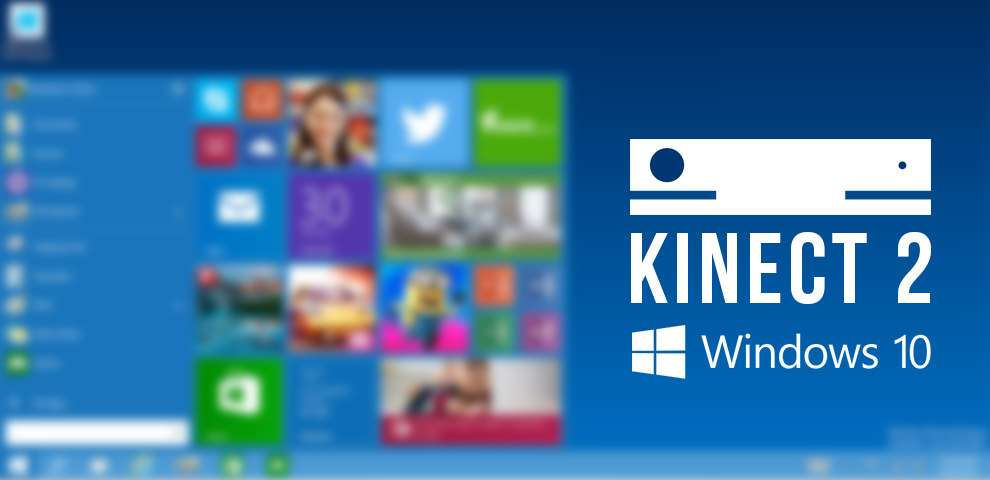 Kinect v2 in Windows 10 Preview