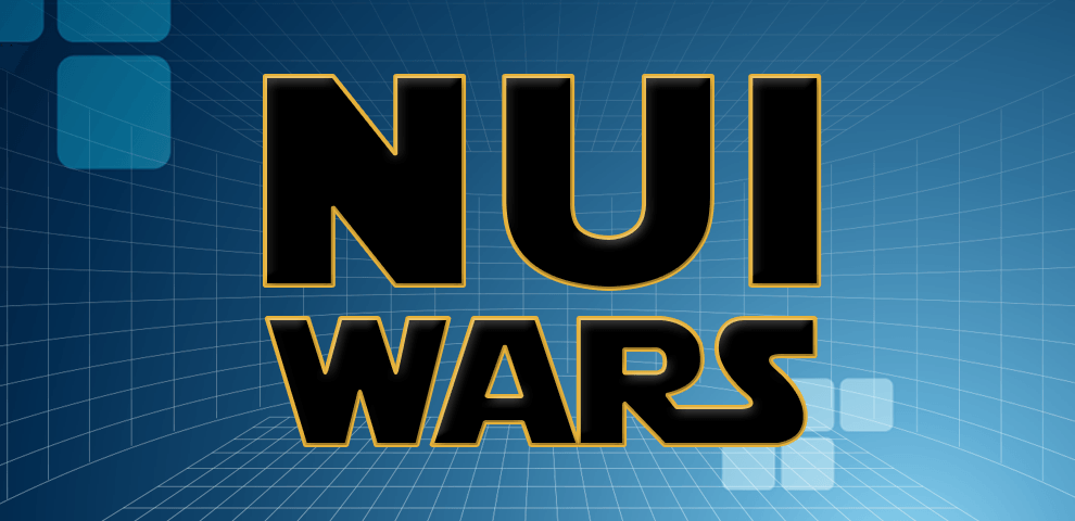NUI Wars Part 1: Overview