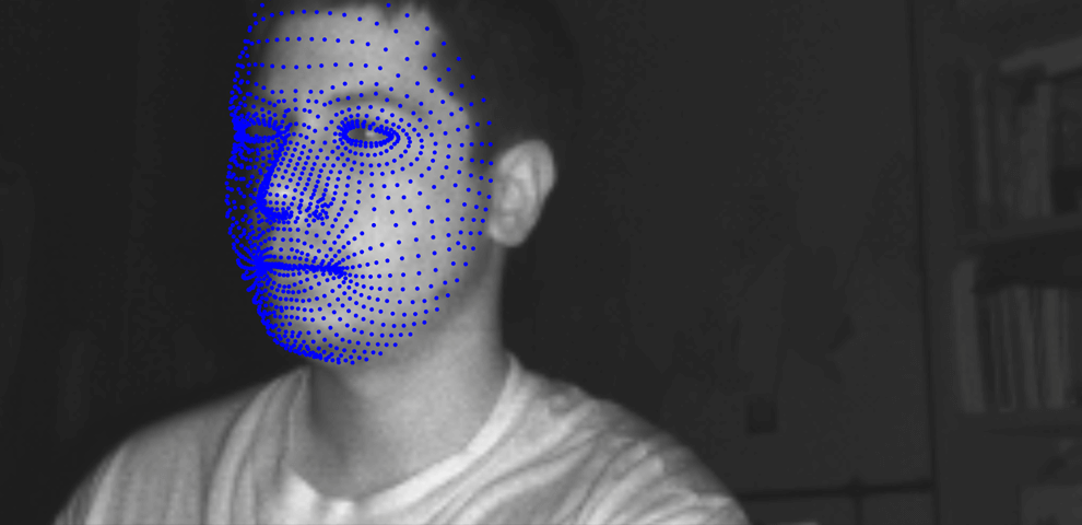Kinect HD Face 2