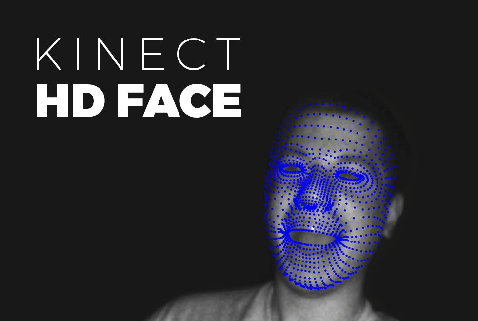 How to use Kinect HD Face