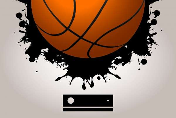 Kinect Basketball Spinner - Cover