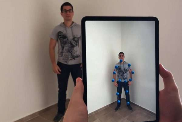 Body Tracking ARKit (Cover)