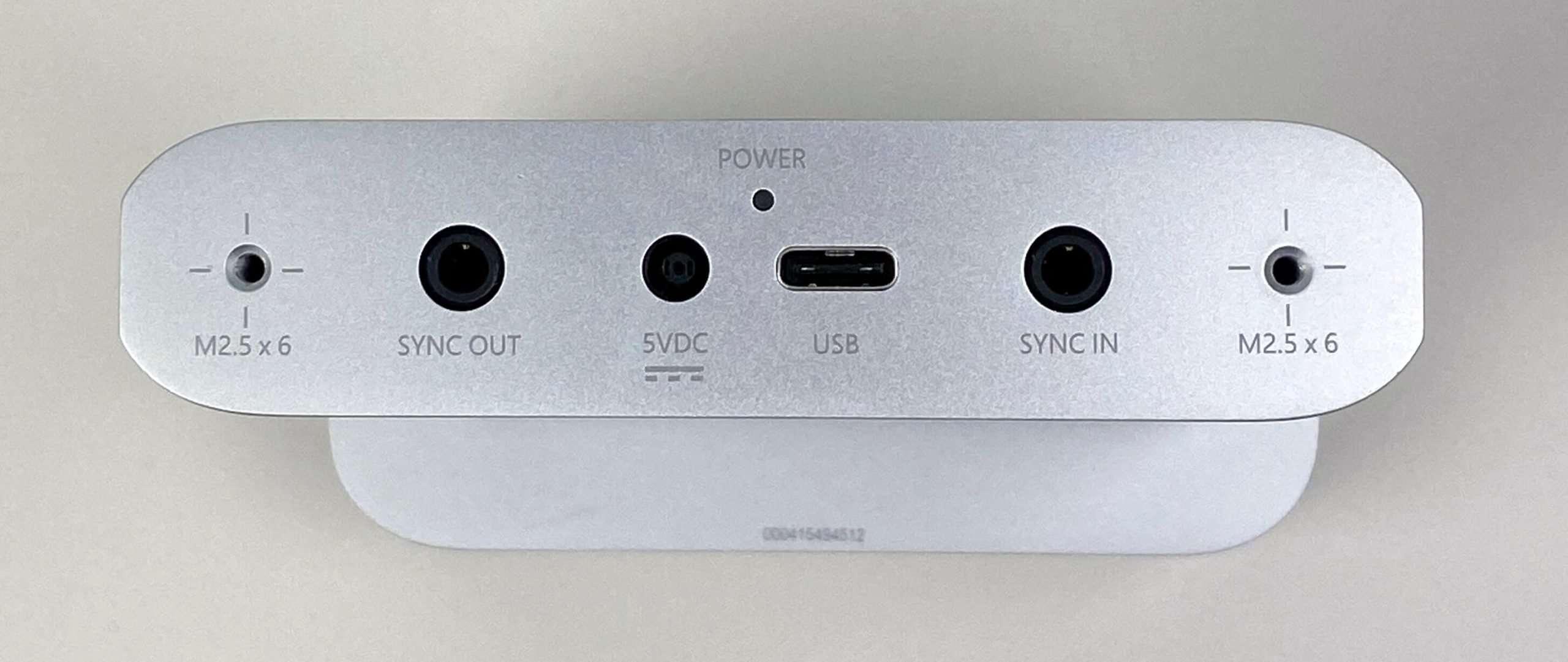Azure Kinect Sensor – Back