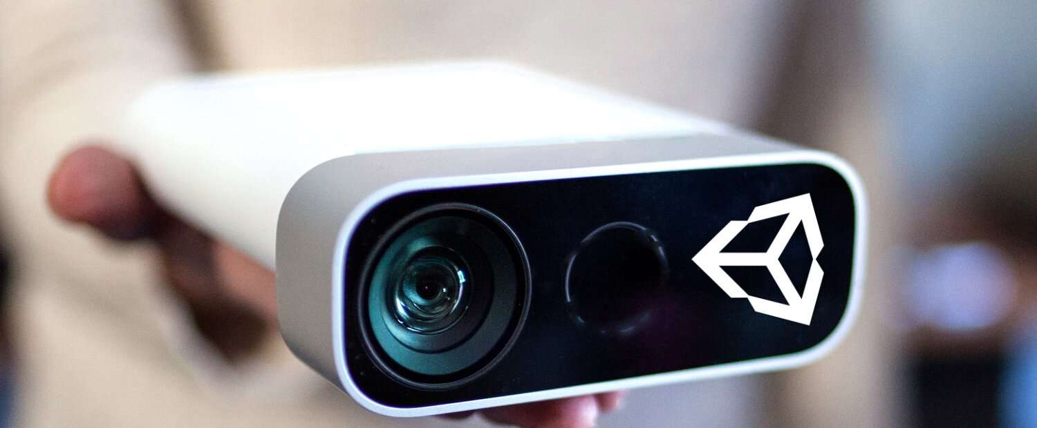 Using Azure Kinect in Unity3D